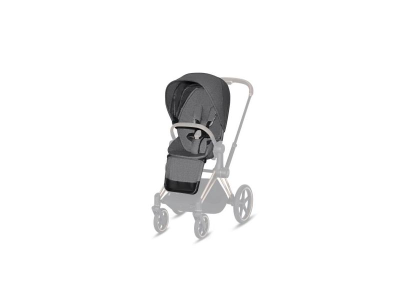Priam Seat Pack Plus Manhattan Grey 2020 1