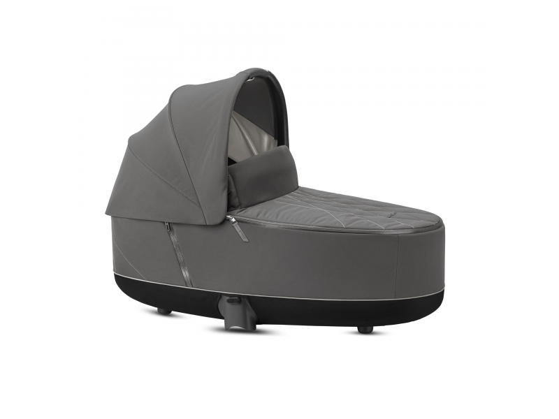 Priam Lux Carry Cot Soho Grey 2020 1