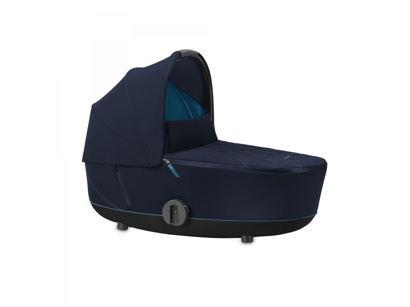 Mios Lux Carry Cot Nautical Blue 2020 1