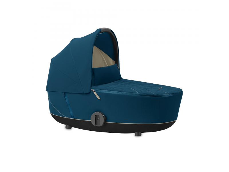 Mios Lux Carry Cot Mountain Blue 2020 1