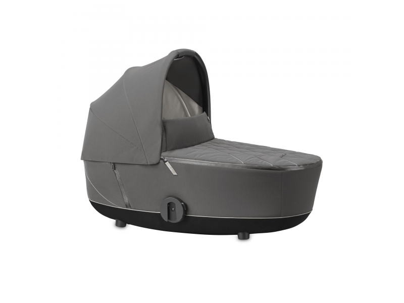 Mios Lux Carry Cot Soho Grey 2020 1