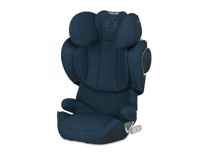 Cybex Solution Z i-Fix Plus Mountain Blue 2020