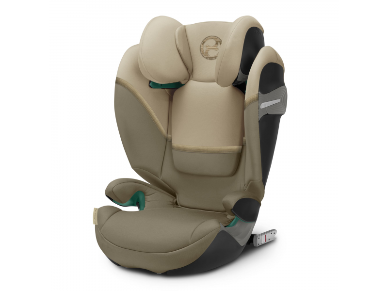 Cybex Solution S i-Fix Classic Beige 2020