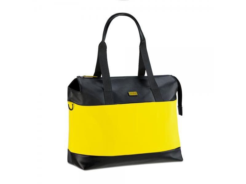 Taška na pleny Mios Mustard Yellow 2020 1
