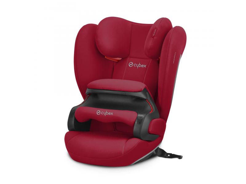 Cybex Pallas B-fix Dynamic Red 2020
