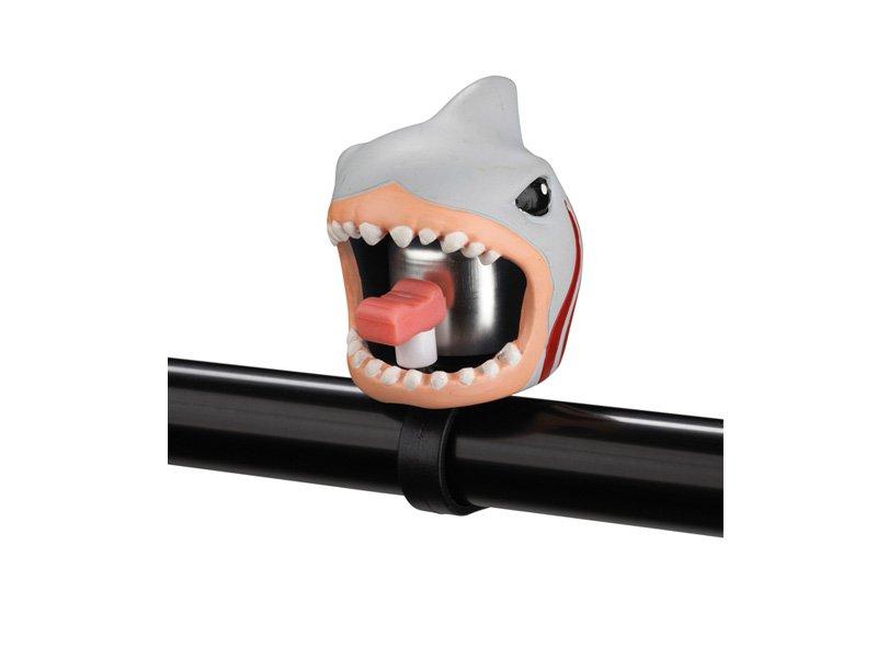 Crazy Safety Zvonek Bílý žralok