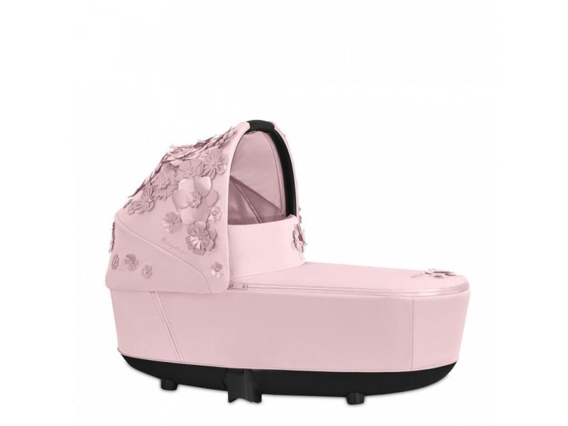 Priam Lux hluboká korba SIMPLY FLOWERS, PINK-light pink 1