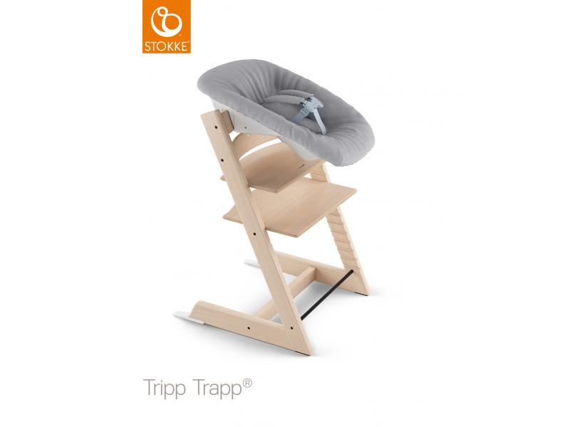 Stokke Novorozenecký set Tripp Trapp® - Grey