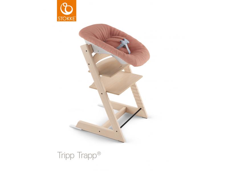 Stokke Novorozenecký set Tripp Trapp® - Coral Confetti