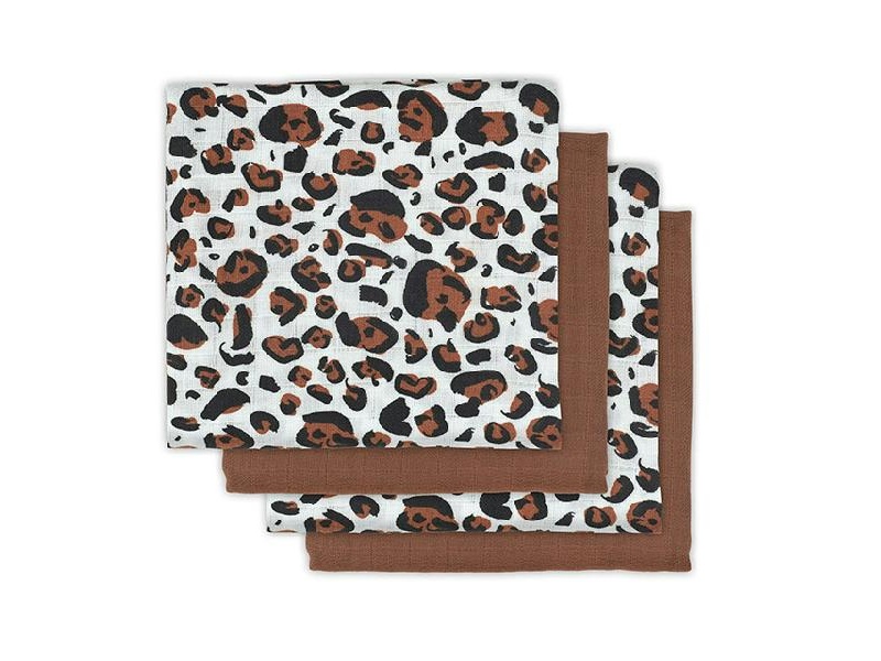 Plena 70x70cm (4ks) Leopard natural 1