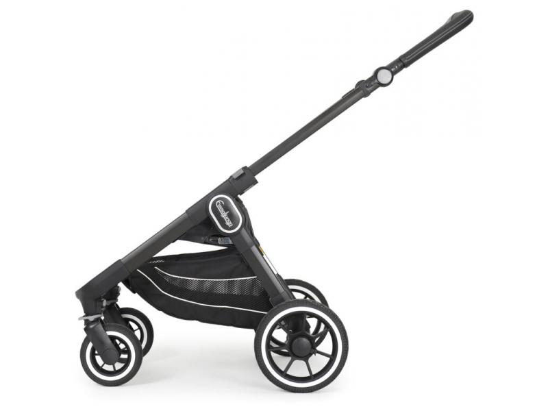 Emmaljunga Chassis NXT60 2020 black 17031