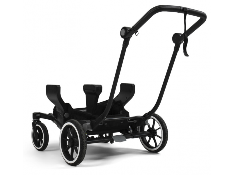 Emmaljunga Chassis NXT Twin 2020 black 17061