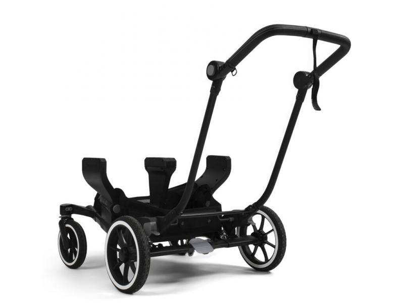 Emmaljunga Chassis NXT Twin black 17161