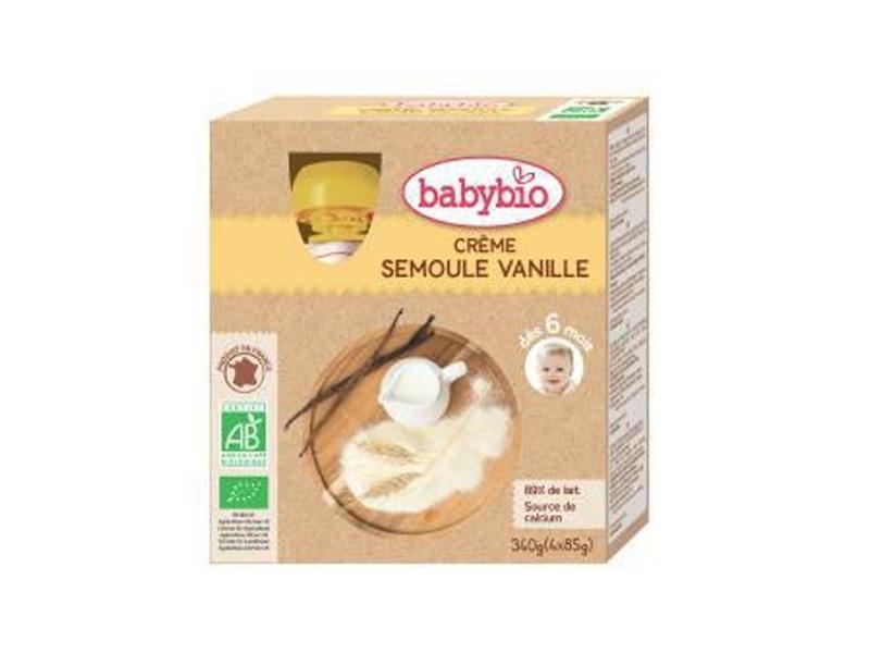 kapsička krém vanilka krupička 4x85g 1