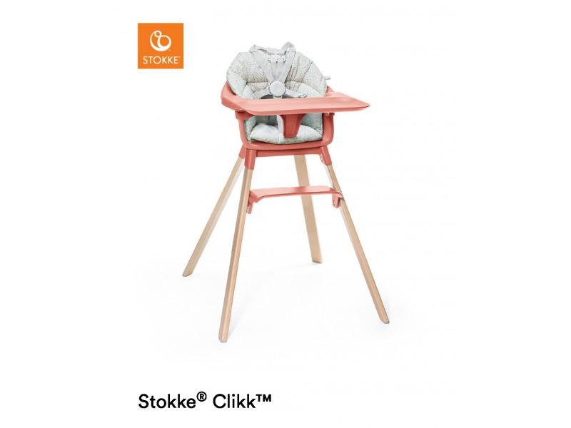 Stokke Židlička Clikk™ - Coral