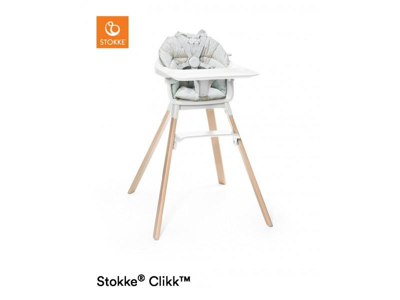 Stokke Židlička Clikk™ - White