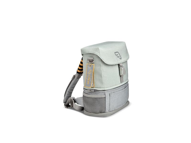 Stokke JetKids™ Crew Backpack - dětský cestovní batoh, Green Aurora