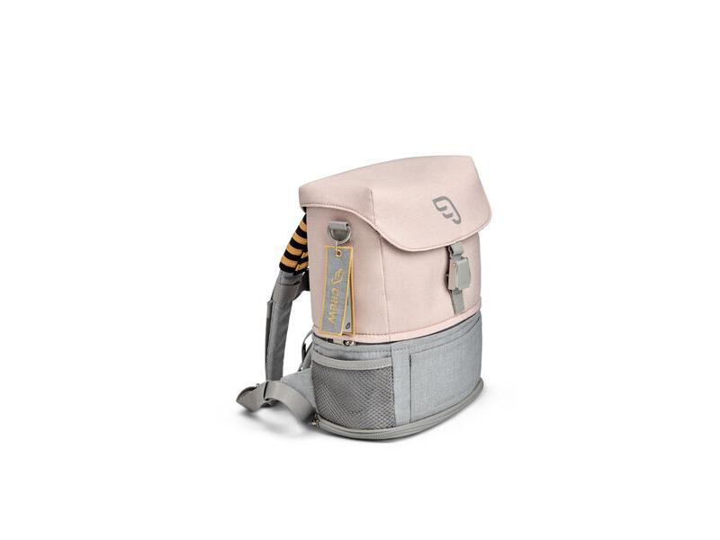Stokke JetKids™ Crew Backpack - dětský cestovní batoh, Pink Lemonade