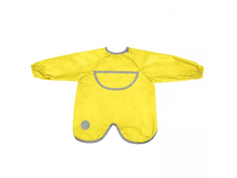 Brydnáček s rukávy - žlutý 1