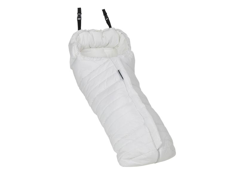 Emmaljunga Fusak Polar White (Fabric) na NXT90 F, NXT60 F 2019