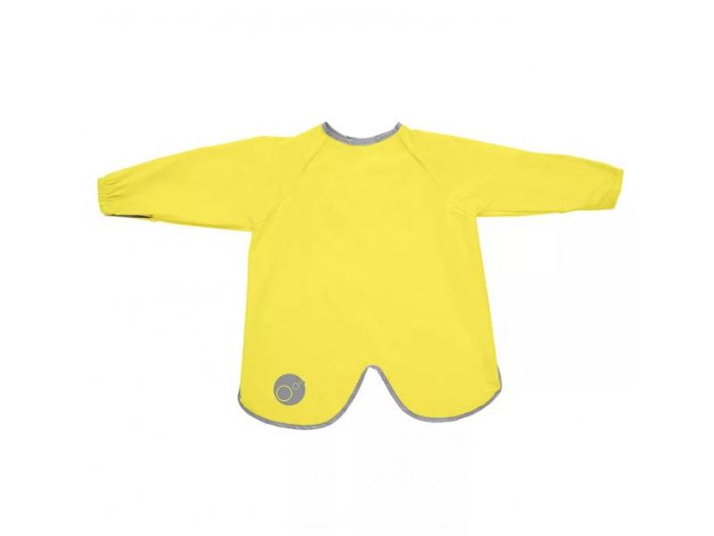 Bryndáček s rukávy - velký - žlutý 1