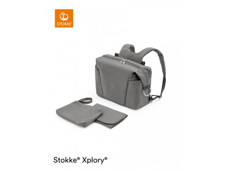 Stokke Přebalovací taška Xplory® X Modern Grey