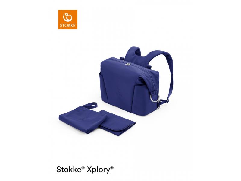 Stokke Přebalovací taška Xplory® X Royal Blue