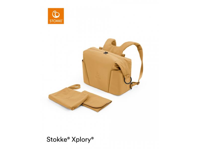 Stokke Přebalovací taška Xplory® X Golden Yellow