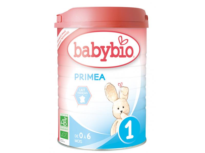 Primea 1 počáteční mléčná kojenecká výživa v prášku 900g 1