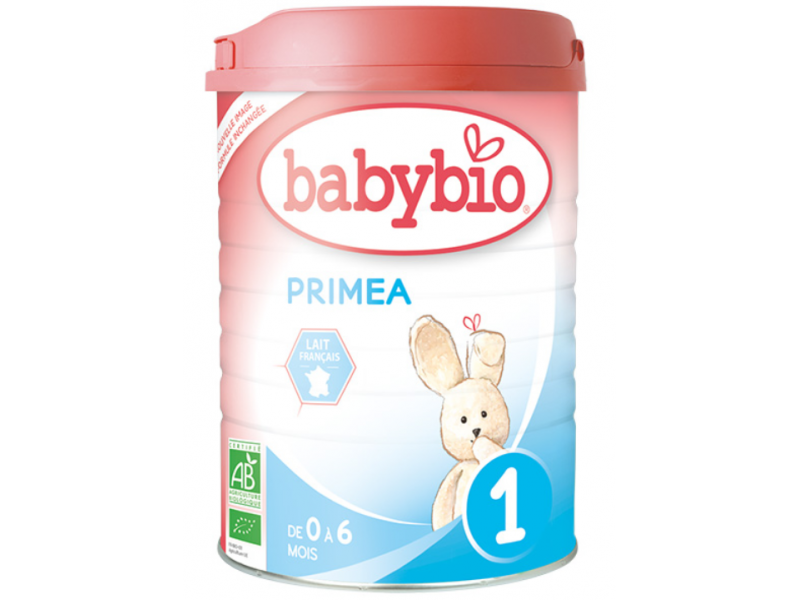 BabyBio Kojenecké mléko Primea 1 800 g - NOVINKA 2020
