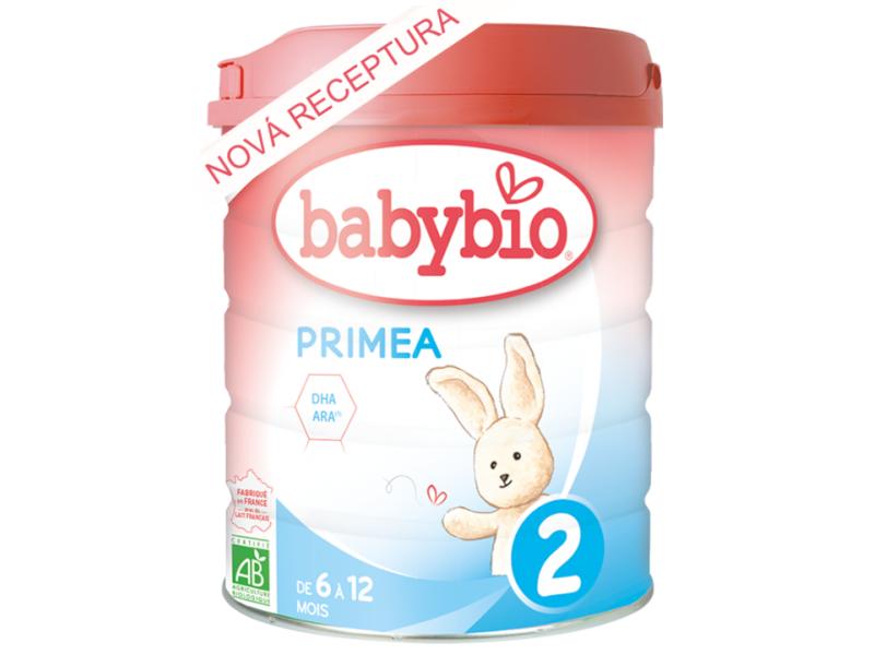 Kojenecké mléko Primea 2 800 g - NOVINKA 2020 1