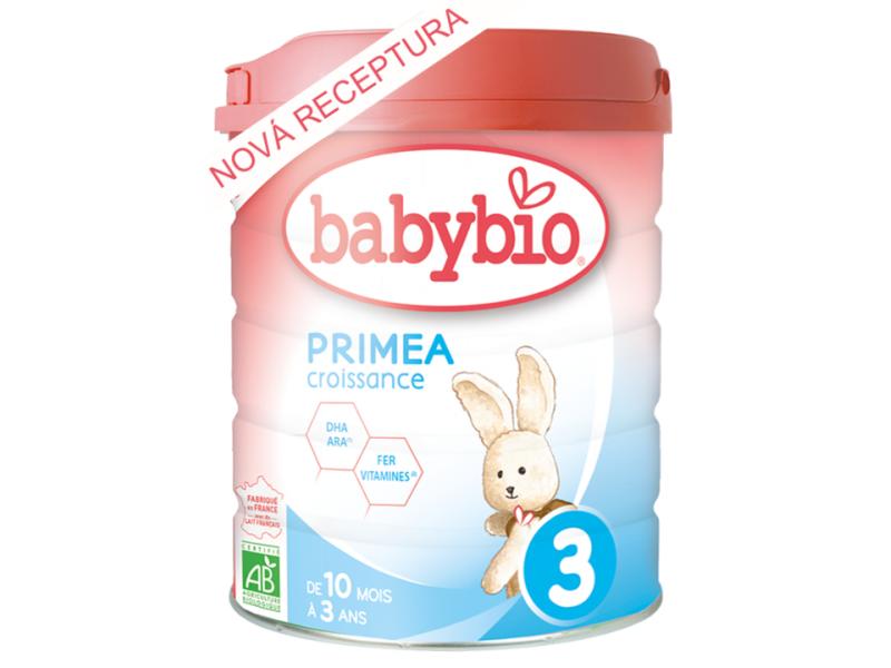 Kojenecké mléko Primea 3 800 g - NOVINKA 2020 1