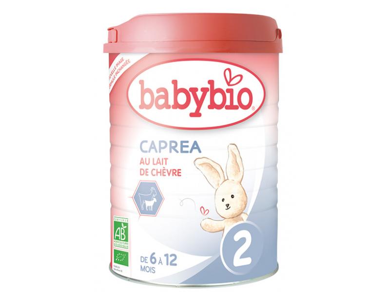 kozí kojenecké mléko CAPREA 2 900g 1