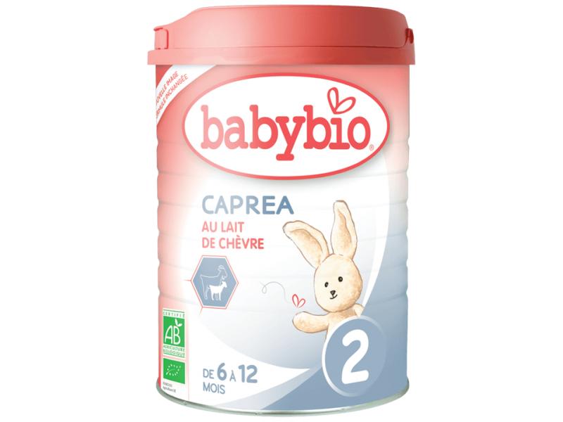 Kozí kojenecké mléko Caprea 2 800 g - NOVINKA 2020 1