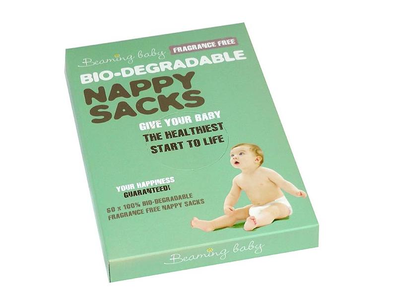 Beaming baby Sáčky na plenky Beaming baby (60 ks)