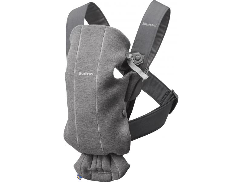 nosítko MINI Dark Grey, 3D Jersey 1