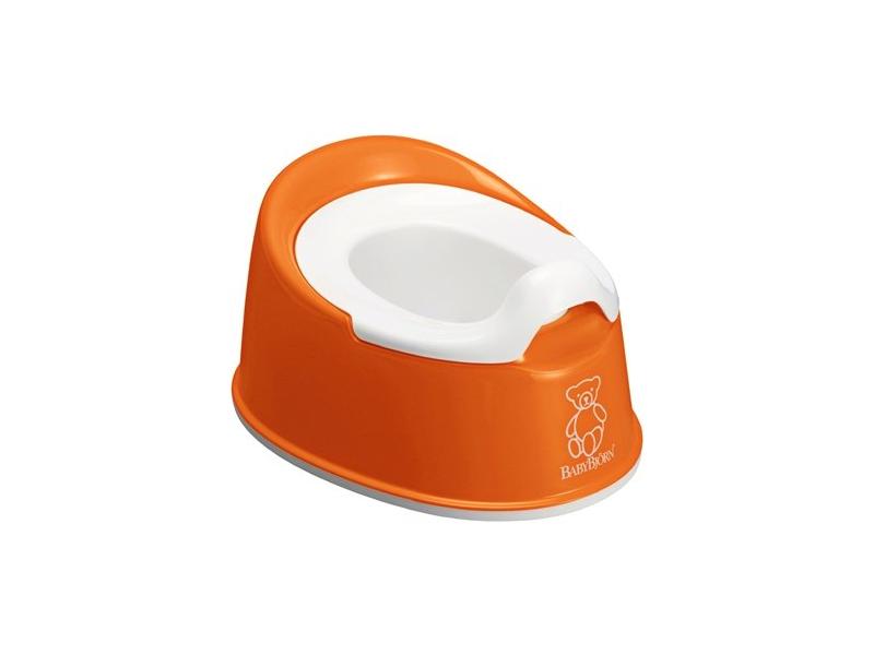 Baby Björn Nočník Smart Oranžový