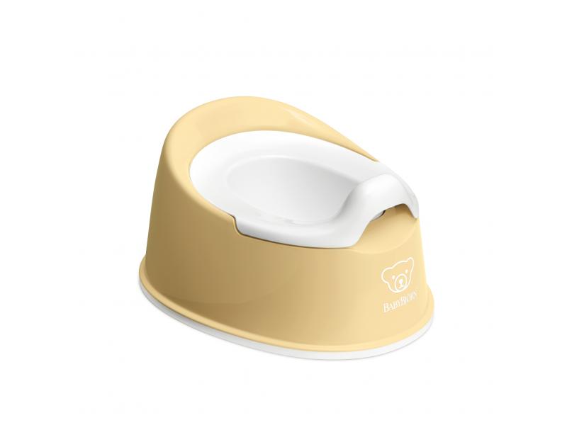 Nočník Smart  Powder Yellow/White 1