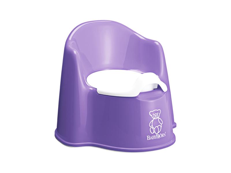 Baby Björn Nočník-křesílko Purple