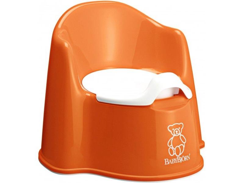 Baby Björn Nočník-křesílko Oranžový