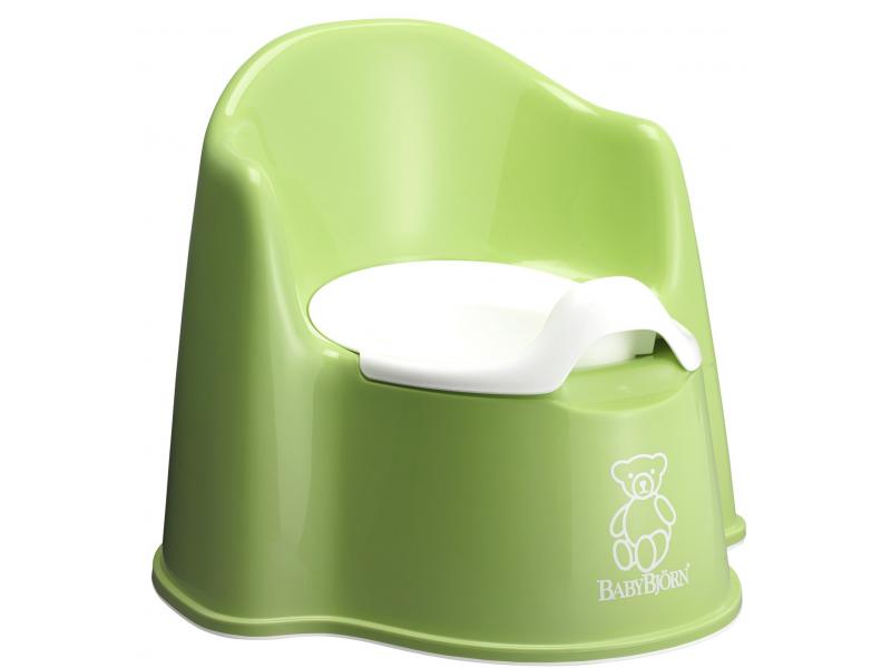 Baby Björn Nočník-křesílko Green new