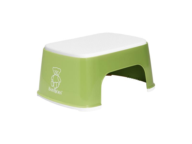 Stupátko zeleno-bílé 1