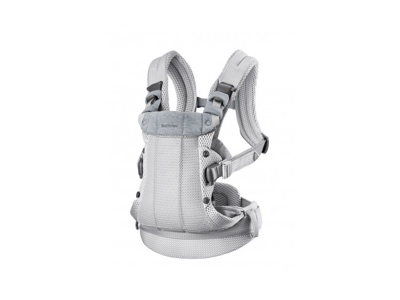 nosítko HARMONY Silver 3D mesh 1