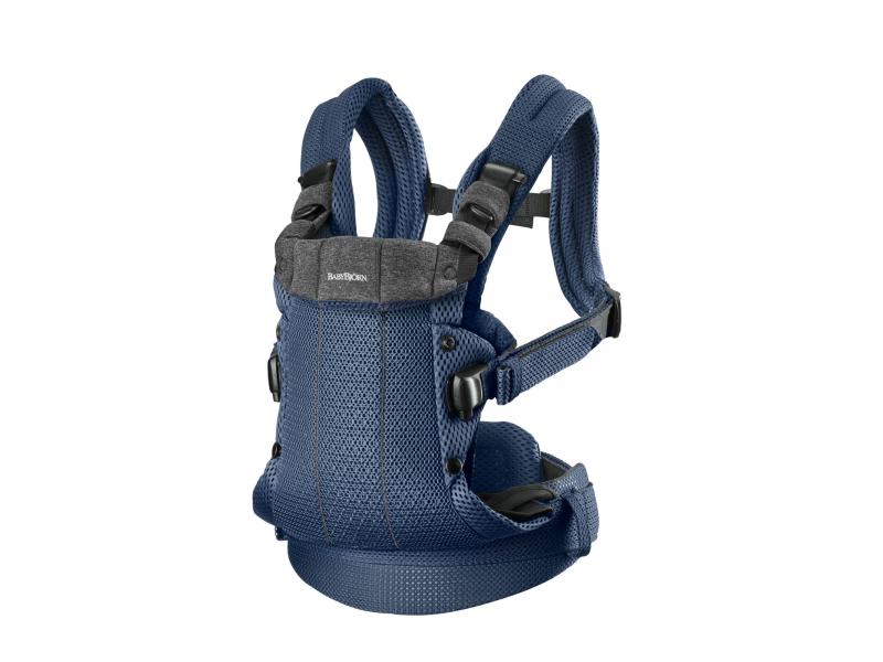 nosítko HARMONY Navy blue 3D mesh 1