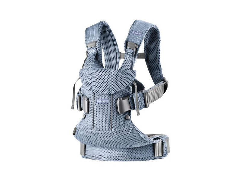 Ergonom.nosítko One Air, Slate Blue, 3D Mesh 1
