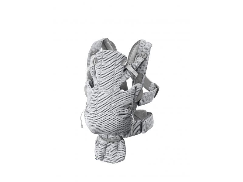 Ergonom.nosítko MOVE Grey 3D Mesh 1