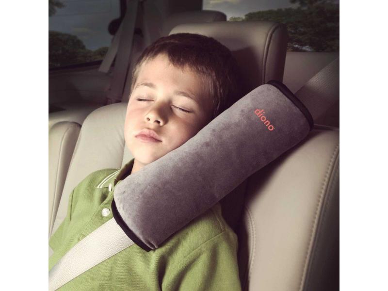 chránič pásu Seatbelt Pillow Grey 1