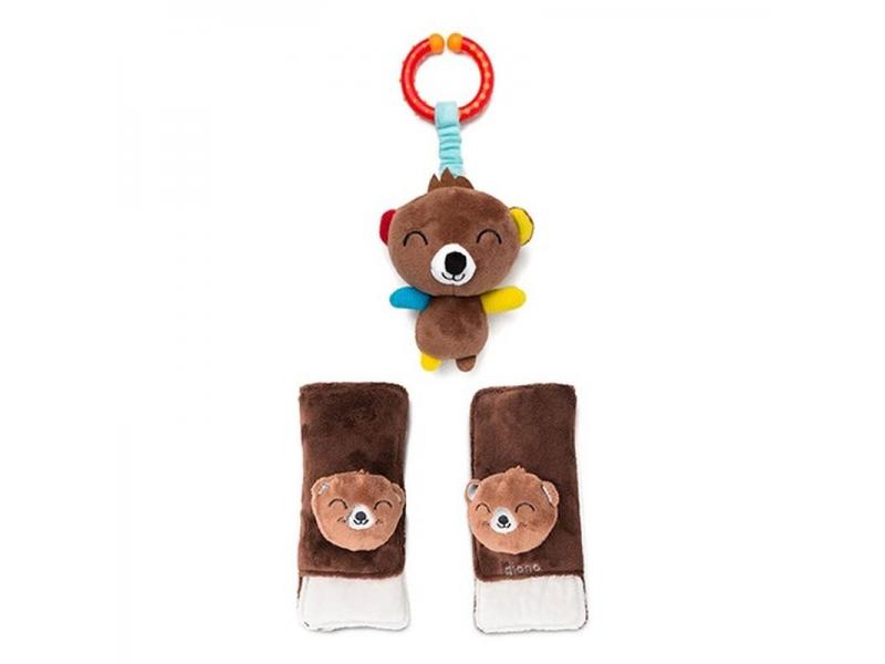 Chránič pásu Soft Wraps™ & Toy Bear 1