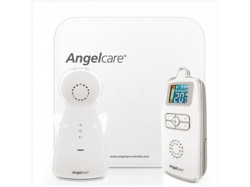Angelcare AC403 Monitor pohybů s chůvičkou 1-Way, 8kan, 2 desky, (2v1) new design