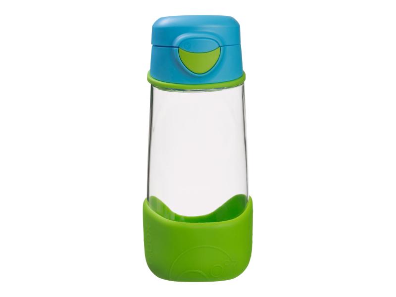 Sport láhev na pití - modrá 1